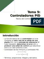 Tema 9 Controladores PID