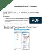 Configurar Adicionar Uma VLAN Servico OLT