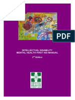 Intellectual Disability