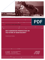 Next Generation Perspectives on the Future of Asian Security