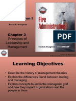 Ch03 PrinciplPrinciples of Leadership and Managementes of Leadership and Management