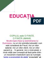 Educaţia Tarnaveni 2010
