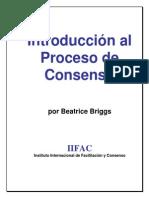 Introduccion al proceso de consenso