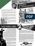 08 Marzo - Aborta El Patriarcado #1