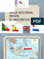 Masa Kolonial Eropa 2