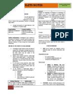 Legal Medicine Solis Notes