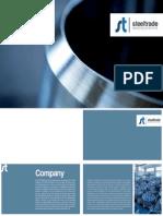 Steeltrade Srl - Brochure