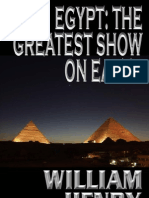 William Henry - Egypt Greatest Show on Earth