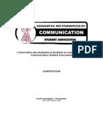 2009-10 CSA Constitution