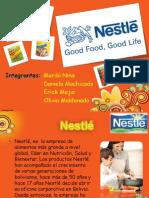 Capacitacion Nestle