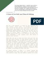 Plano de Aula Bullying Conceito, Texto e Questões (Portugues, 5,6 e 7 Série)
