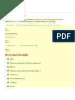 Metodos Numericos de Integracion