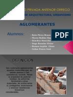 Exposición Aglomerantes