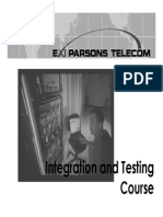 Rbs3206 Integration and Testing Course Pa2