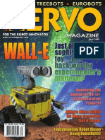 Servo Magazine - April 2009