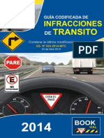 Guia Codificada de Infracciones de Transito
