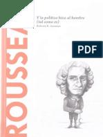 11. Aramayo, Roberto R. - Rousseau. Y La Política Hizo Al Hombre (Tal Como Es)