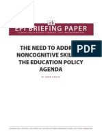 EPI the Need to Address Noncognitive Skills 12-02-2014