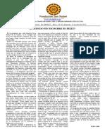Boletin El Abrazo Nro.36 del 25.04.2015