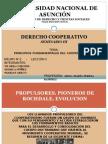 Derecho Cooperativo Leccion II