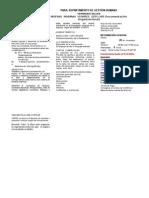 Plegable NUEVAS NORMAS ICONTEC 28 de Noviembre de 2009
