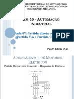 Aula 7 - Automação Industrial - PD Com Reversão, PED e PC