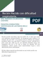 Dificultad respiratoria RESIMED PLUS