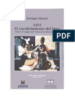DUSSEL E El encubrimiento del otro.pdf