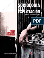 GONZALEZ P Sociologia de la explotacion.pdf