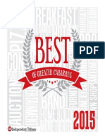 Concord's Reader's Choice 2015