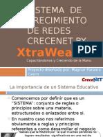Sistema de Crecimientos de Redes Xtrawealth