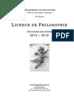 Licence Brochure 2015-2016