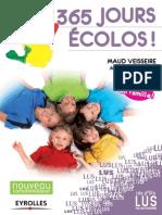 365 Jours Écoles - Eyrolles