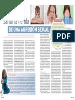 abusos sexuales en menores