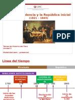 Independencia y Republica Inicial 2015-2