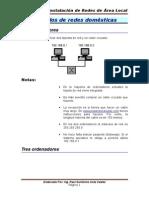 Ejemplos de Redes Domésticas