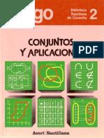 Santillana - Conjuntos Y Aplicaciones
