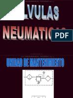 Curso Valvulas Neumaticas Esquema Partes Componentes Hidraulica