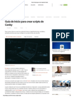 Guía de Inicio Para Crear Scripts de Conky