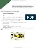 Manual Caracteristicas Partes Funcionamiento Motoniveladoras Caterpillar
