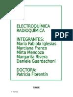 Electroquímica. marcación de moléculas