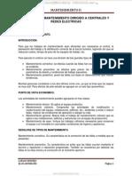 Manual Metodos Mantenimiento Dirigido Centrales Redes Electricas