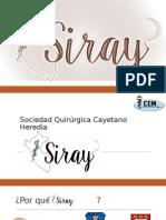 Siray Expo 2 - Presentación