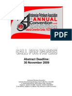 Call for Paper 2010