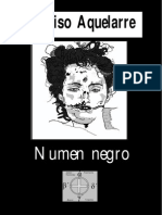 Muestra Del Libro 'Numen Negro'