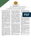 Boletín El Abrazo Nro. 50 del 09.08.2015