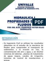Hidraulica I Propiedades de Los Fluidos