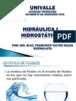 Hidraulica I Hidrostática