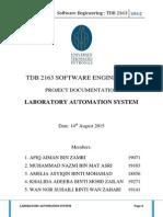 Example Software Engineering paperwork