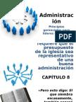 Administración Cristiana 8. Principios gerenciales para líderes cristianos